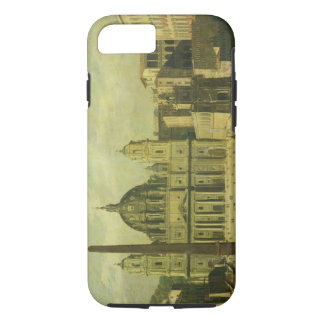 St. Peter's, Rome, 1630 (oil on canvas) iPhone 7 Case
