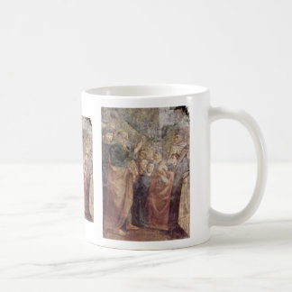 St. Peter'S Sermon To The Masses By Masolino (Best Coffee Mug