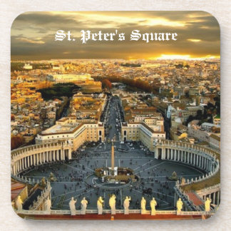 St. Peter's Square, Cork Coaster