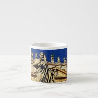 St Peter's Square Rome Espresso Cup