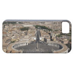 St Peters Square, Rome iPhone 5 Case