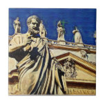 St Peter's Square Rome Tiles