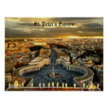 St. Peter's Square, Value Poster Paper