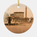 St Peter's Square, Vatican City Christmas Tree Ornaments