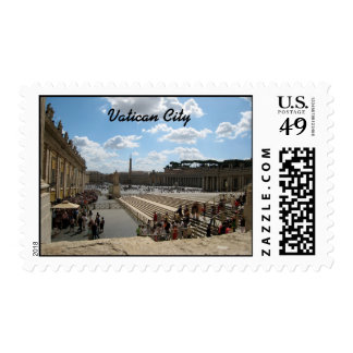 St. Peter's Square, Vatican City Postage