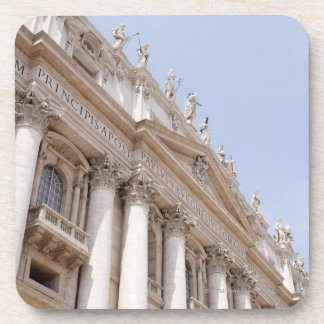 St Peter's Square, Vatican City, Rome, Italy Beverage Coasters