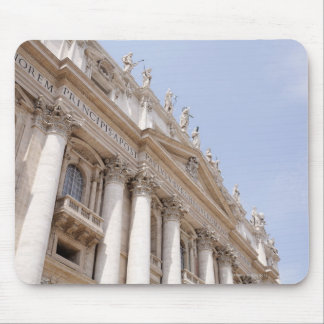 St Peter's Square, Vatican City, Rome, Italy Mouse Pad