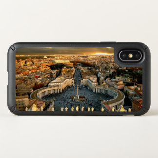 St Peter's Square Vatican Speck iPhone X Case
