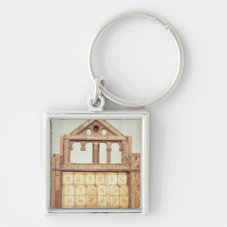 St. Peter's Throne Keychain