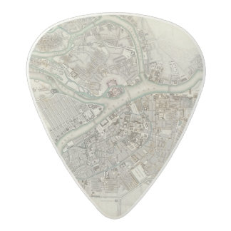 St Petersburg Acetal Guitar Pick