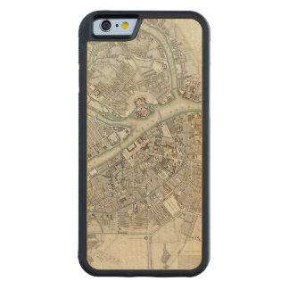 St Petersburg Carved Maple iPhone 6 Bumper Case