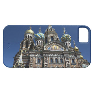 St Petersburg church, Russia iPhone 5 Cover