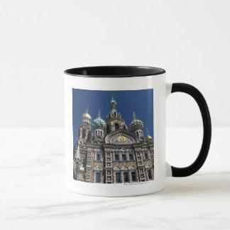St Petersburg church, Russia Mug