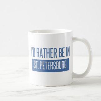 St. Petersburg Coffee Mug