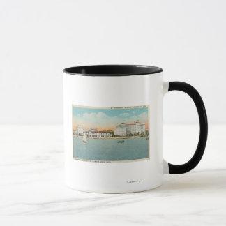 St. Petersburg, FL - Waterfront View of Soreno Mug