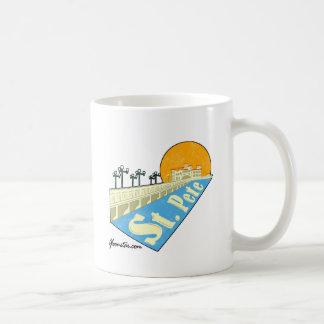 St. Petersburg Florida Coffee Mug