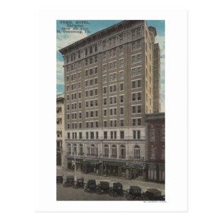 St. Petersburg, Florida - Exterior View of Pheil Postcard