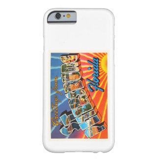 St Petersburg Florida FL Vintage Travel Souvenir Barely There iPhone 6 Case