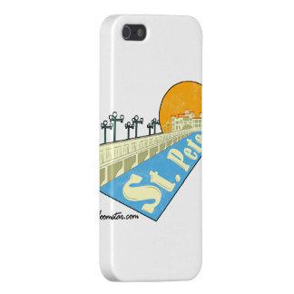 St. Petersburg Florida iPhone SE/5/5s Case