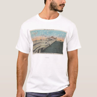St. Petersburg, Florida - View of Million Dollar T-Shirt