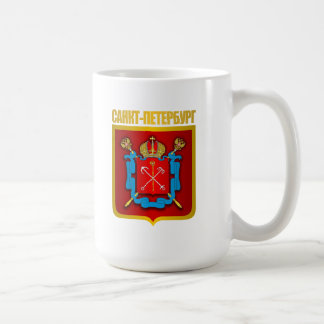 St Petersburg Gold Coffee Mug