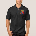 St Petersburg Gold Polo T-shirt