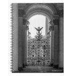 St. Petersburg Hermitage Gate Notebook