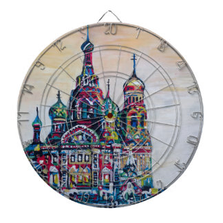St Petersburg I Dartboard