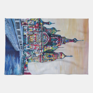 St Petersburg I Hand Towel