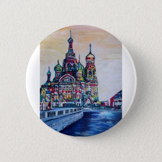 St Petersburg I Pinback Button