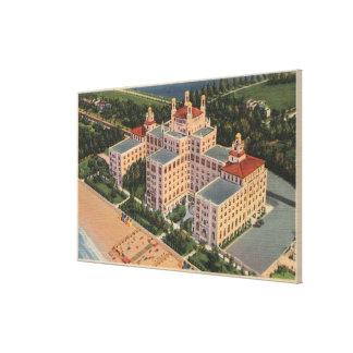 St Petersburg, la Florida - antena de Don Ce-Sar Lona Estirada Galerias