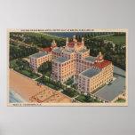 St Petersburg, la Florida - antena de Don Ce-Sar Impresiones