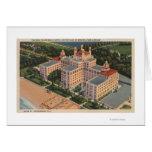 St Petersburg, la Florida - antena de Don Ce-Sar Tarjetón