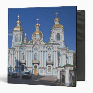 "St Petersburg, Mariinsky, catedral de Nikolsky Carpeta 1 1/2"""