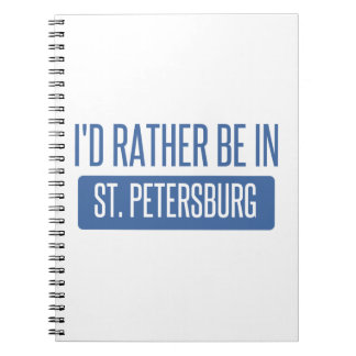 St. Petersburg Notebook