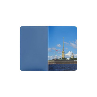St. Petersburg, Peter and Paul Fortress Pocket Moleskine Notebook