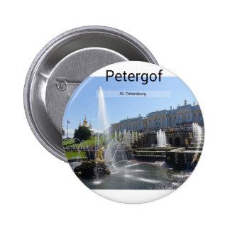St. Petersburg, Petergof Button