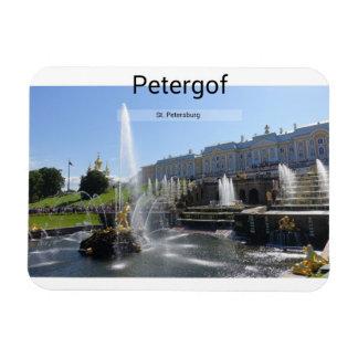 St Petersburg, Petergof Imán Flexible