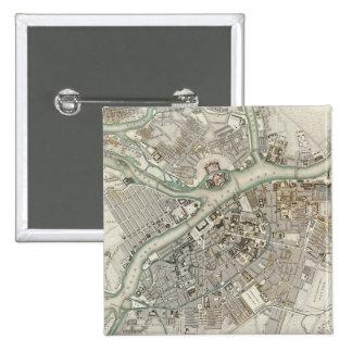 St Petersburg Pinback Button