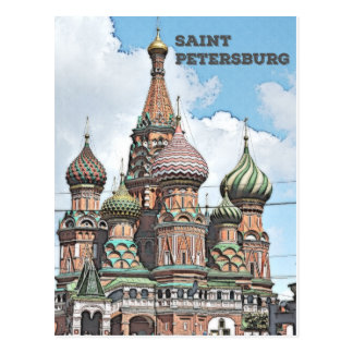 St Petersburg, Rusia Tarjetas Postales