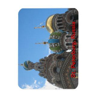 St Petersburg, Russia Magnet