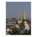 St. Petersburg, Russia Post Card