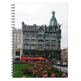 St. Petersburg, Singer House Notebook