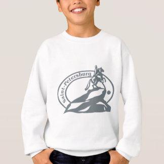 St Petersburg Stamp Sweatshirt