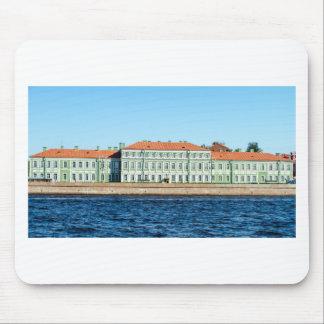St.Petersburg State University Embankment Mouse Pad