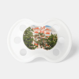 St.Petersburg State University Russia Pacifier