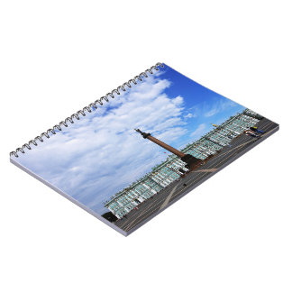 St. Petersburg, Winter Palace & Alexander Column Notebook