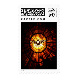 St. Peters's Stained Glass Postage