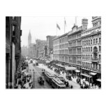 St. Philadelphia Pa.Postcard de 1904 mercados Postales