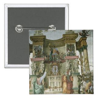 St. Philip Exorcising a Demon, c.1497-1500 Button